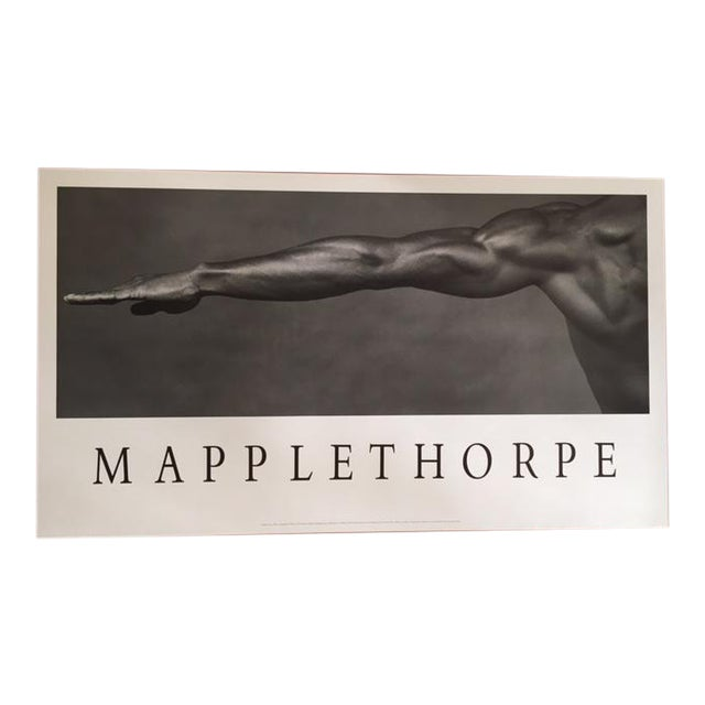 Derrick's Cross, Robert Mapplethorpe Lithograph - Image 1 of 7