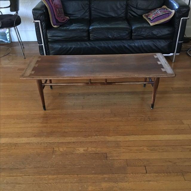 Lane Mid Century Surfboard Coffee Table: Mid-Century Lane Acclaim Coffee Table Surfboard