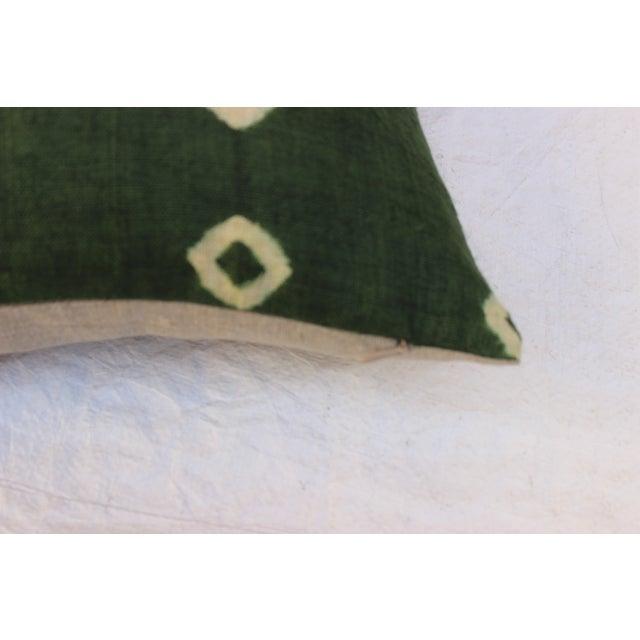 Tie-Dye Woven Linen Pillows - Pair - Image 7 of 7