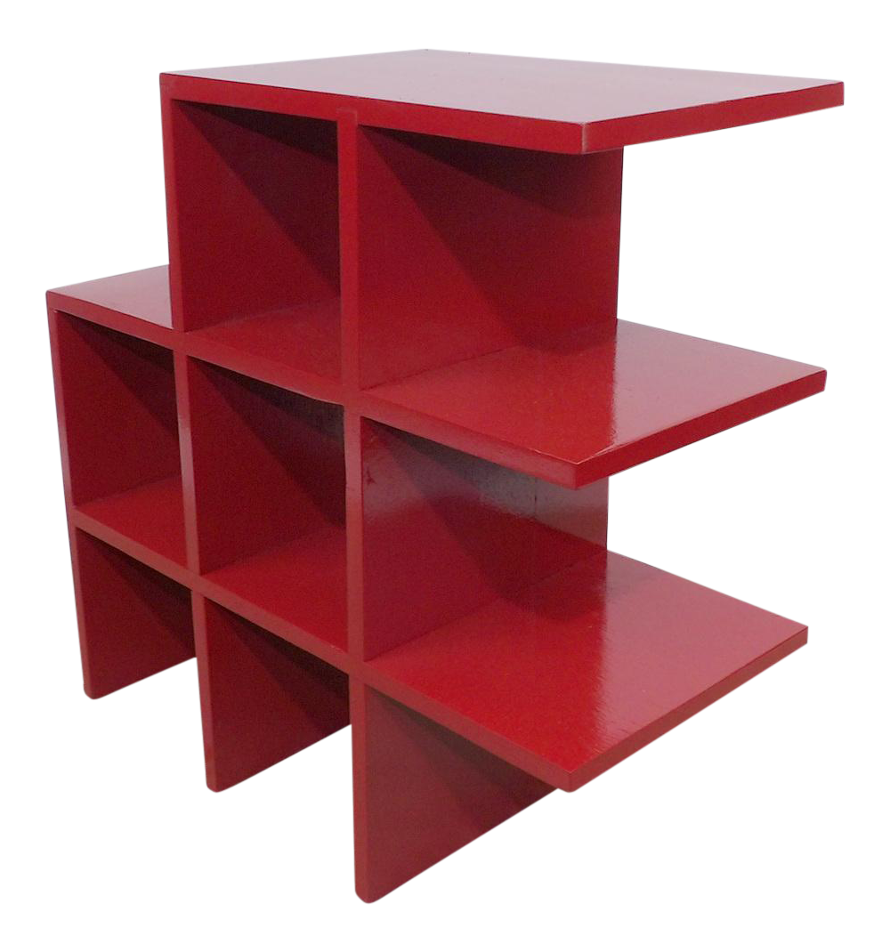 ca midcentury danish adjustable 6 shelf bookcase made of brazilian rosewood made by soborg mobler red wood shelf