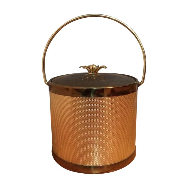 Brass Serv-Master Ice Bucket - Image 1 of 5