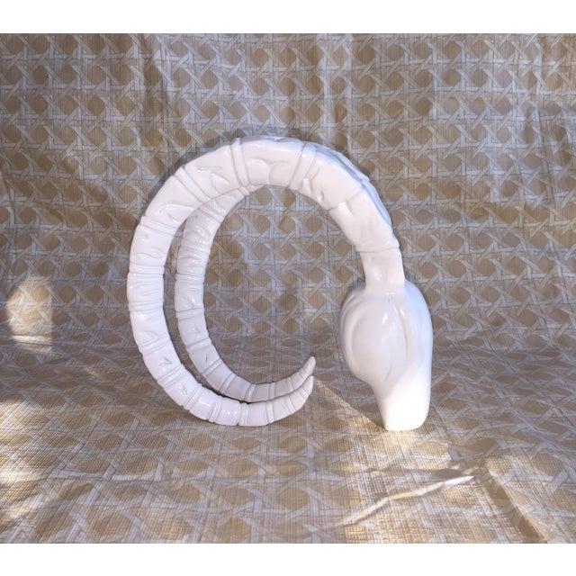 Image of Limited Edition Nate Berkus Rams Head Figurine