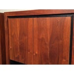 Image of Milo Baughman for Dillingham Mid-Century Modern Nightstands - a Pair