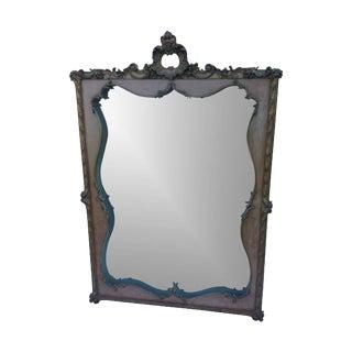 1950's Gilt Frame French Mirror