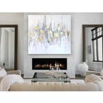 Image of 'MADiSON Avenue' Original Abstract Painting