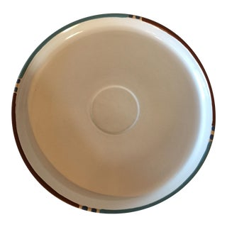 Dansk Mesa White Serving Platter