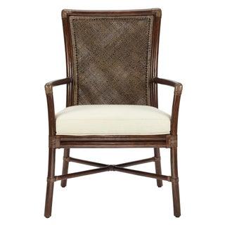 Selamat Designs Cinnamon Gardenia Armchair