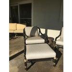 Image of Vintage McGuire Outdoor/Indoor Sofa & Chairs Set