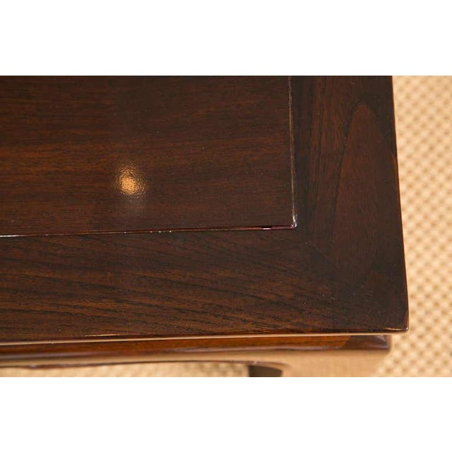 Mid-Century Coffee Table in the Style of Michael Taylor - Image 5 of 7
