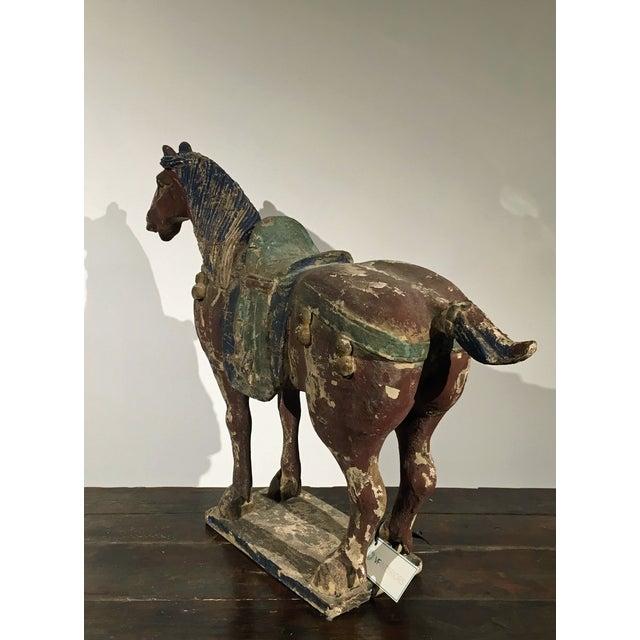 Antique Horse Statue - Image 5 of 5