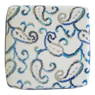 Embroiderer Bulgaro Boho Pillow