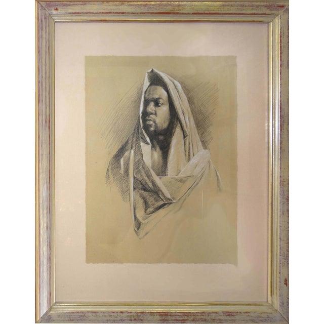 Framed Pencil Drawing by David Eugene Henry - Image 8 of 8