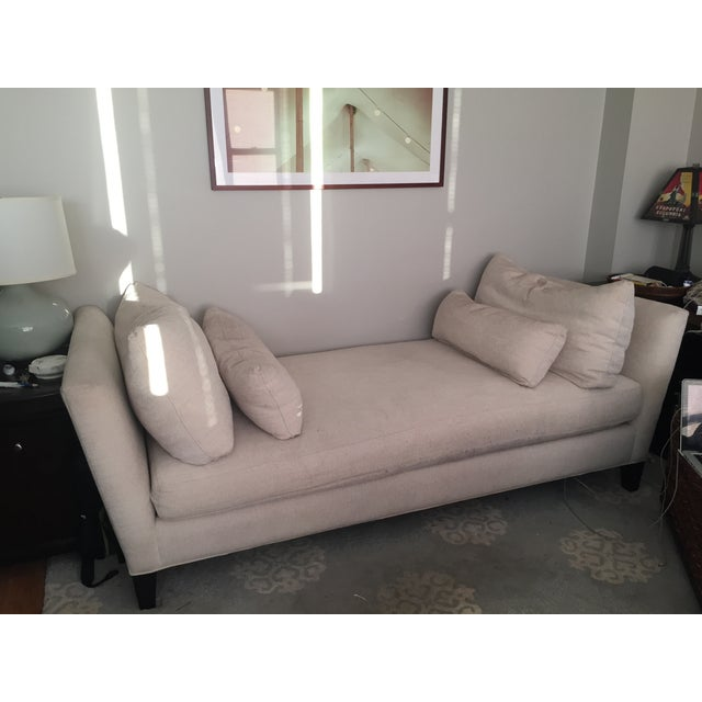 Crate and Barrel Marlowe Daybed - Image 2 of 4