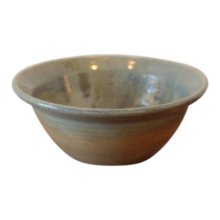 Handmade Decorative Studio Pottery Bowl