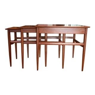 Mid-Century Modern Nesting Tables