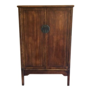 Asian Style Tansu Cabinet