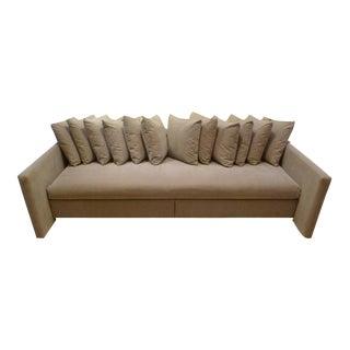 Large Joe D'Urso Lounge Sofa for Knoll