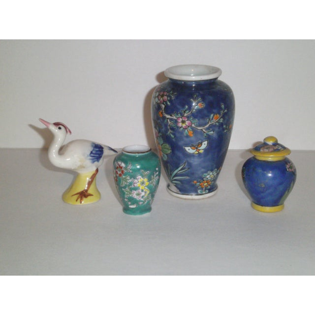 Curio Collection 1920's Japanese Ceramics - Image 4 of 7