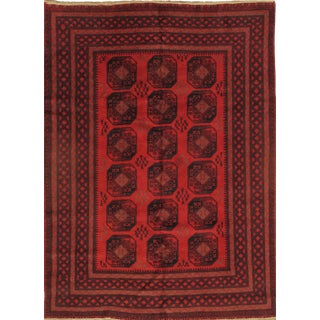 "Pasargad N Y Hand-Knotted Yamoud Rug- 6'6"" X 8'11"""