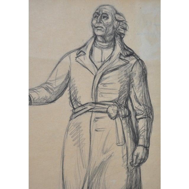 Francisco Zuniga (1912-1998) Original Pen & Ink - Image 4 of 7