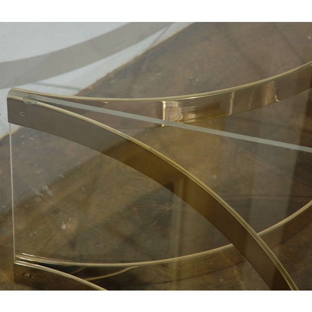 1970's Vintage Alessandro Albrizzi Coffee Table - Image 3 of 6