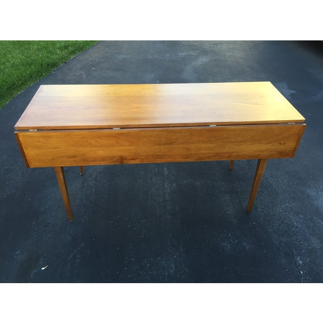 Image of Vintage Hagerty Cohasset Colonial Drop Leaf Table
