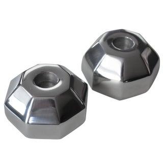 Nima Oberoi Geometric Candle Holders - Pair