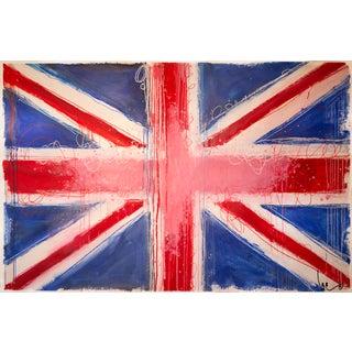 Filippo Ioco Print - British Flag