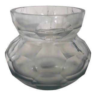Laura Kirar Art Glass Vase