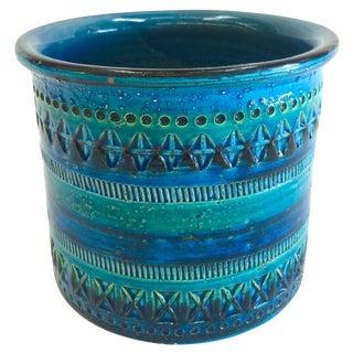 Bitossi Italian Ceramic Cache Pot