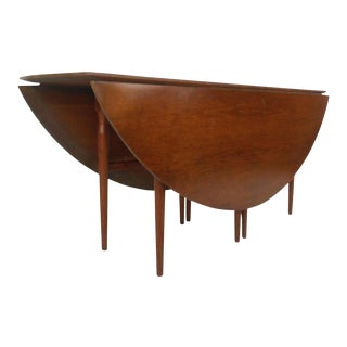 Henredon Mid-Century Drop Leaf Table