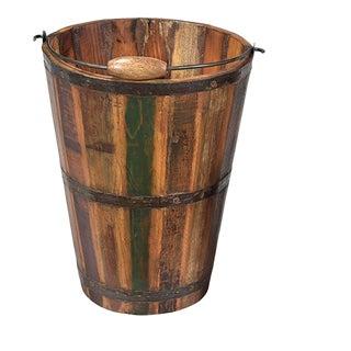 Teak Bucket - Large