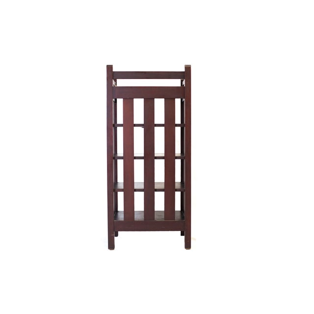 Stickley Brothers Magazine Stand - Image 5 of 5