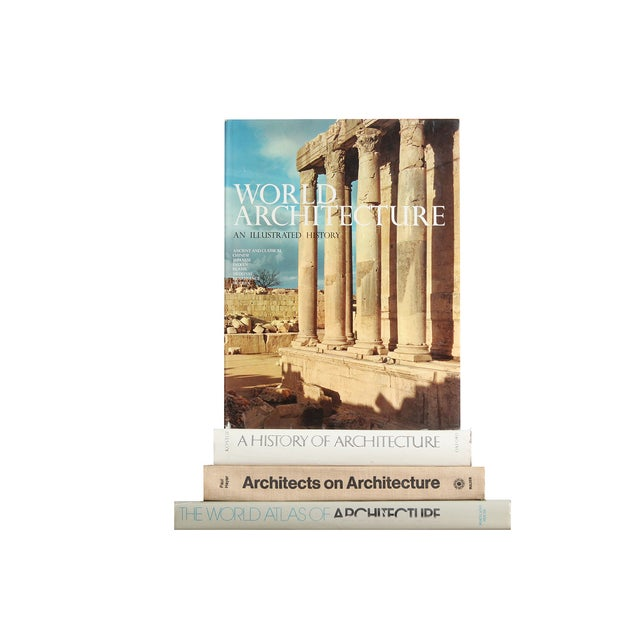 History of Architecture Books - Set of 4 - Image 1 of 3