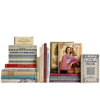 Needlework & Fabric Arts Library - Set of 20