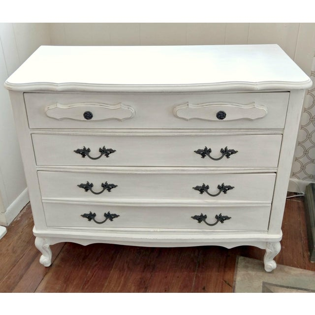 Shabby Chic French Dresser - Image 3 of 7