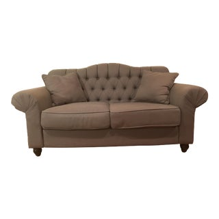 Abc Carpet & Home - Tufted Loveseat / Couch