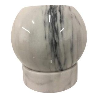 Vintage Sleek Marble Desk Lamp