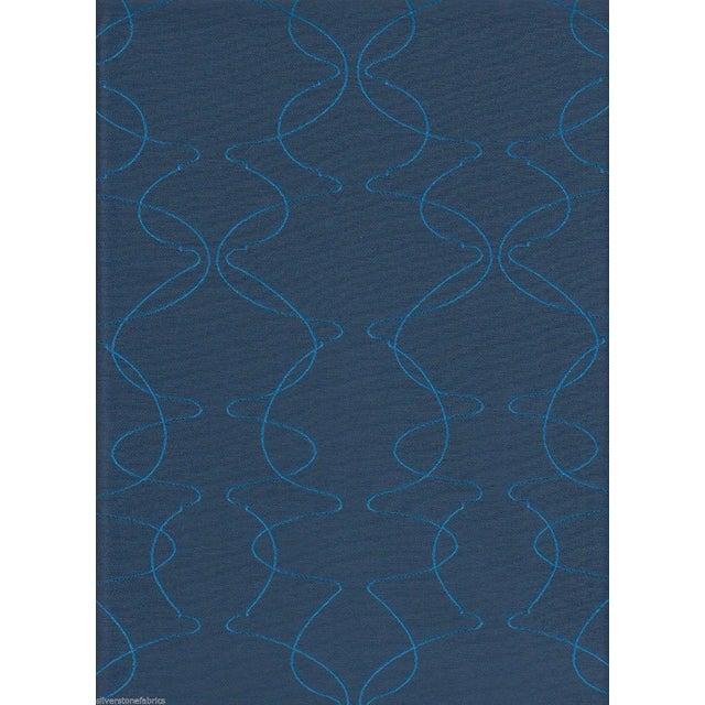 Luna textiles reversible mezzanine in mermaid blue 18 - Luna textil ...