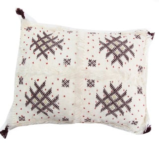 Moroccan Wedding Pillow