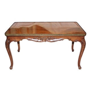 Vintage Louis XV Style Coffee Table