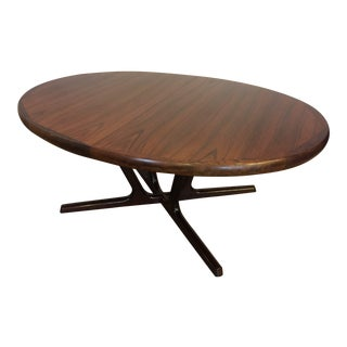 Interform Collection Danish Rosewood Dining Table
