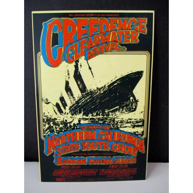 Image of Original Vintage Concert Postcards - Set of 4