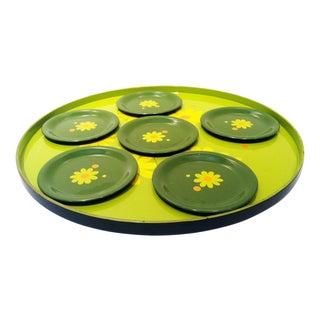Vintage Takahashi Coasters - Set of 6