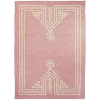 Serena and Lily Gobi Shell Wool Rug - 8' X 10'