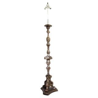 Baroque Style Floor Lamp