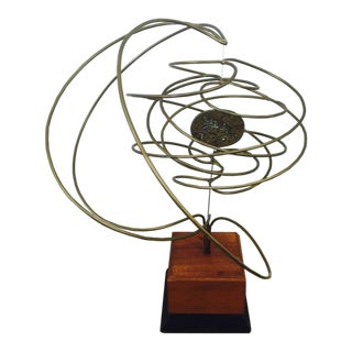 Kinetic Sculpture by Michael Cutler