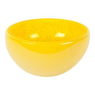 Mid-Century Murano Glass Style Bowl