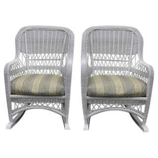 Coral Bay Patio Rockers - A Pair