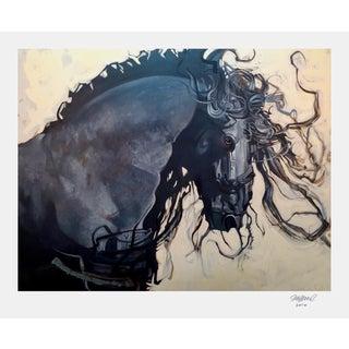 War Horse Giclee Print
